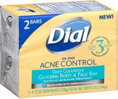 dial acne control deep